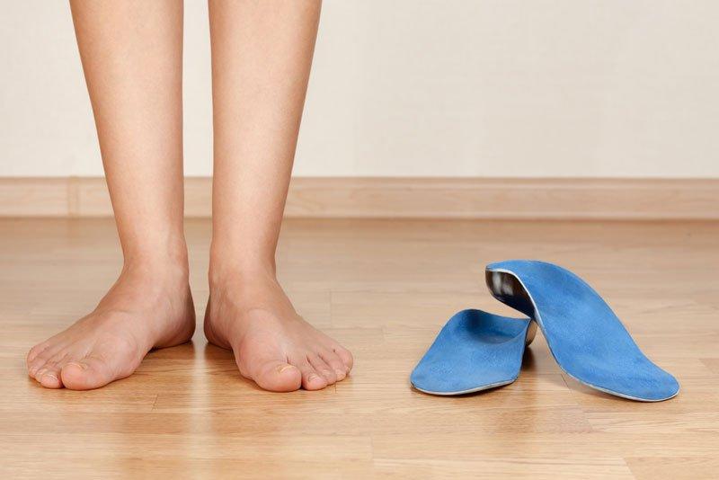 Orthotics Feet and Sole